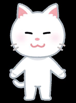 【画像】猫を触ったことない人が想像でアニメを作るとこうなる