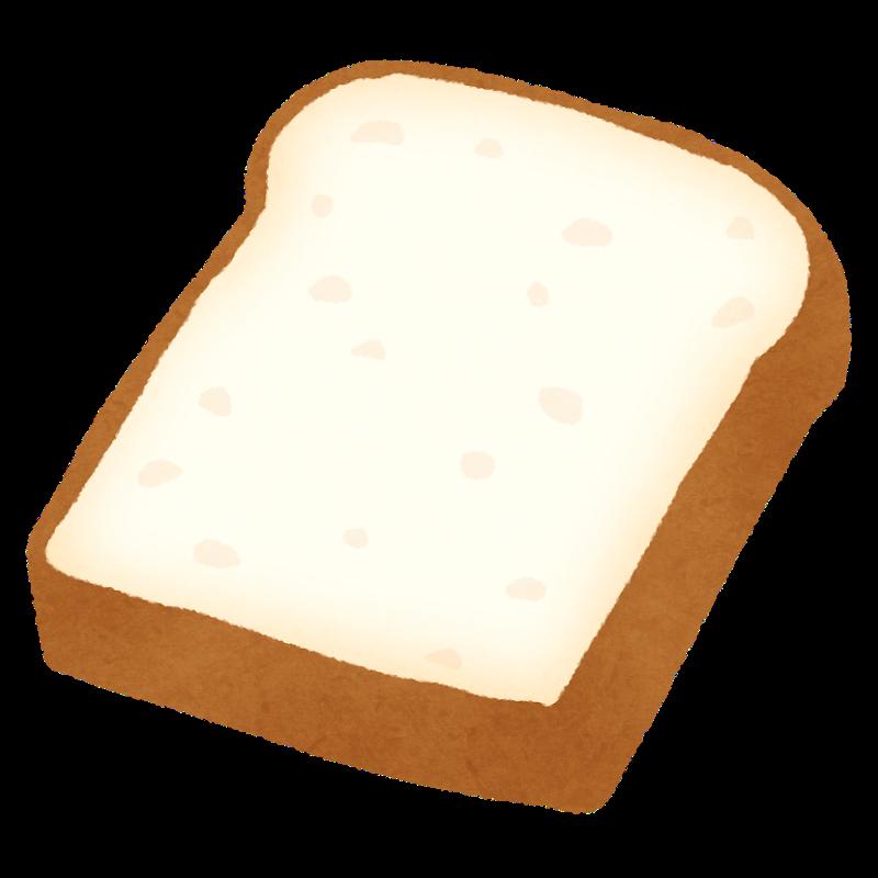 食パン添加物だらけなのによく主食にできるね ご飯にしたほうがよくない?