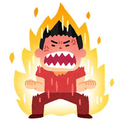 【悲報】松屋でバイクが炎上